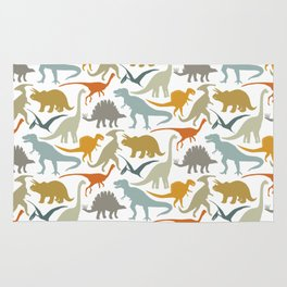 Dinosaur Friends Rug