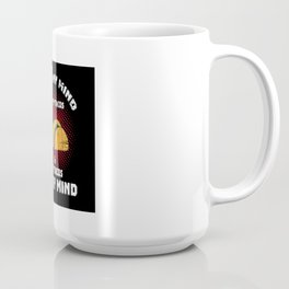With My Mind On My Tacos - Funny Taco Pun Gift Coffee Mug
