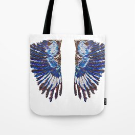 Untitled:Wing Tote Bag