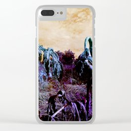 End of the World 1 Clear iPhone Case