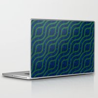 river Laptop & iPad Skins featuring River by Lyle Hatch