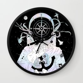 I'm Going Another Way to Find You Wall Clock