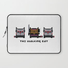 The Walking Cat - Meowchonne Laptop Sleeve