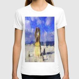 family art T-shirt