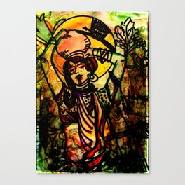 Tribal by Design Canvas Print