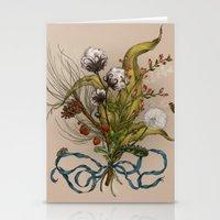 north carolina Stationery Cards featuring North Carolina Memories by Jessica Roux