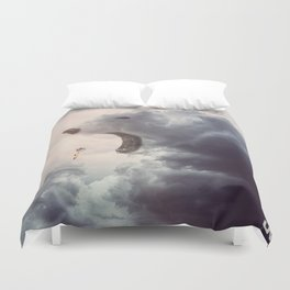 Bear Cloud // Infinite Duvet Cover