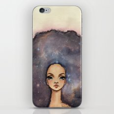 Heart Nebula iPhone & iPod Skin