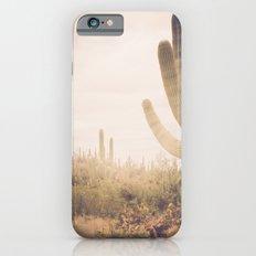 Saguaro Sunrise iPhone 6s Slim Case