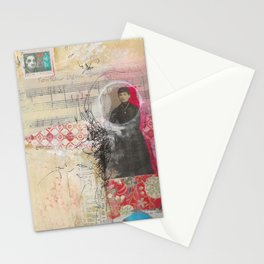 Powder Your Face Stationery Cards