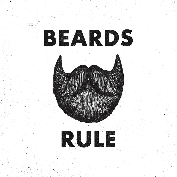 Beards Rule Comforters