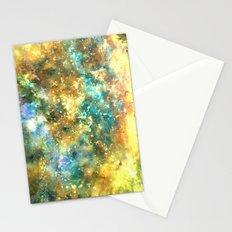 Stirring Starry Night Stationery Cards