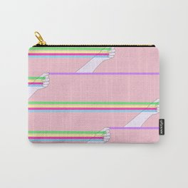Feminist power pattern Carry-All Pouch