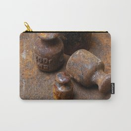 Old weights for scales Carry-All Pouch