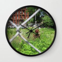 Breaking the Boundaries I Wall Clock