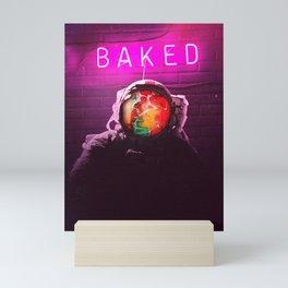 Baked Mini Art Print