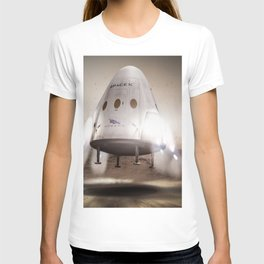 Red Dragon Landing T-shirt