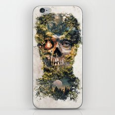 The Gatekeeper Surreal Dark Fantasy iPhone & iPod Skin