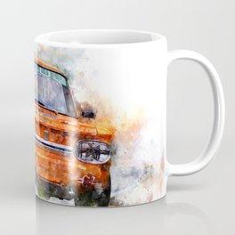 NSU TT Coffee Mug