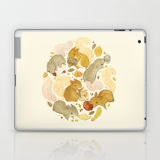 Things Squirrels Probably Shouldn't Be Eating Laptop & iPad Skin