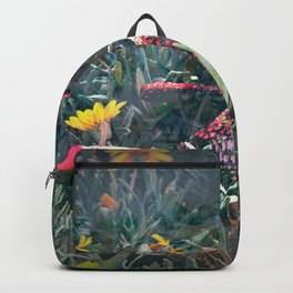 Molly in the Sunshine Field Backpack