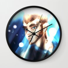 Are You The Light Wall Clock