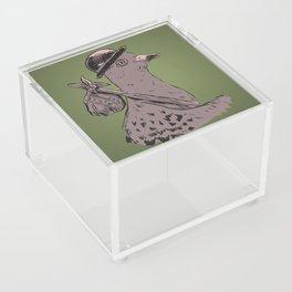 Hobo Pigeon Acrylic Box
