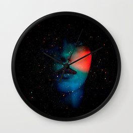 Cosmic Face in the Infinite Universe Wall Clock