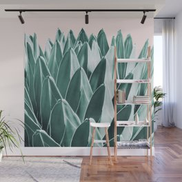Agave Chic #10 #succulent #decor #art #society6 Wall Mural