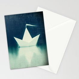 ocean angel Stationery Cards