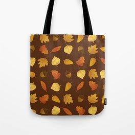 Leaf Lovers in Syrup Tote Bag