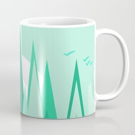 The Frozen Forest Coffee Mug