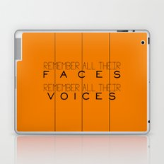 Remember - Orange is the New Black Laptop & iPad Skin