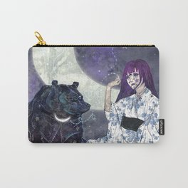 Tsukina Waguma Carry-All Pouch