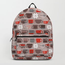 Snow Day Mugs - Chocolate Backpack