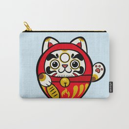 Darumao Senpai Carry-All Pouch