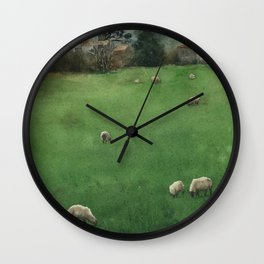 Quiet Day Wall Clock