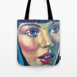 Bangs Tote Bag