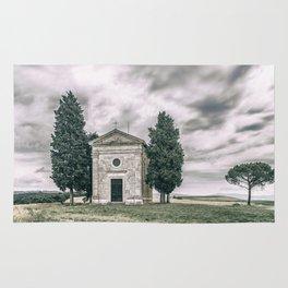 Cappella della Madonna di Vitaleta Rug
