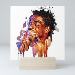 KODAK BLACK--Artwork Mini Art Print