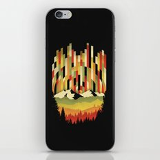 Sunset in Vertical iPhone & iPod Skin