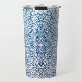 Mehndi Ethnic Style G341 Travel Mug