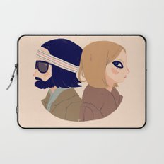 Margot and Richie Laptop Sleeve