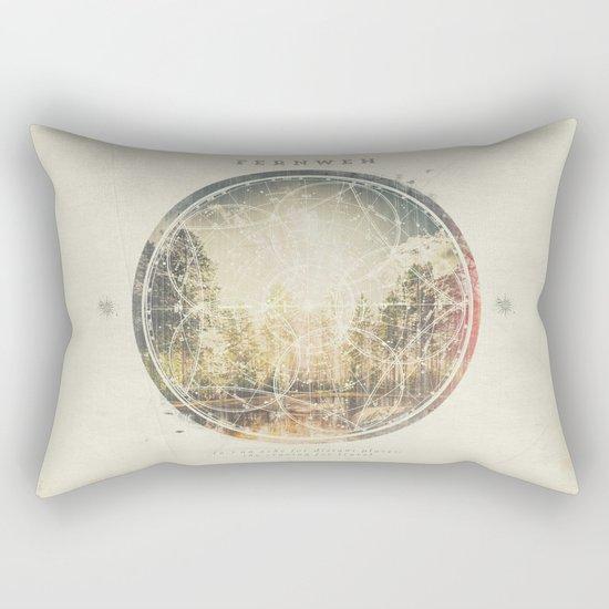 Fernweh Vol 7 Rectangular Pillow