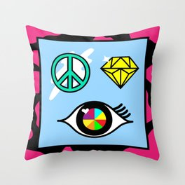 Big Zen  Throw Pillow