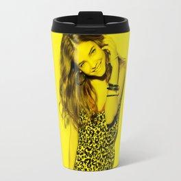 Barabara Palvin - Celebrity Travel Mug
