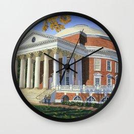 The Rotunda, UVA Wall Clock