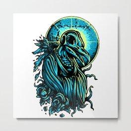 Death and Rebirth Metal Print