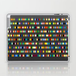 Color by Number: Pi Laptop & iPad Skin