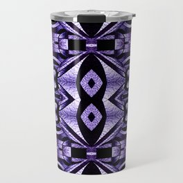 Stained Glass Collection V Lilac Levitations Travel Mug